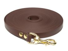 Biothane_tracking_leash_19mm_solid_brass_brown_small_web