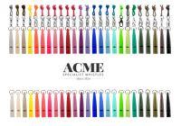 Acme-kompletní barevná škála jednotónových píšťalek