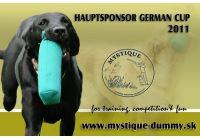 Hlavní sponzor German Cup 2011