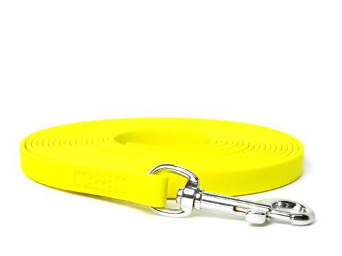 Biothane_tracking_leash_snap_hook_13mm_sewn_neon_yellow_small_web